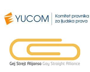 YUCOM i GSA uputili državnim institucijama inicijativu za uvođenje zločina iz mržnje u Krivični zakonik