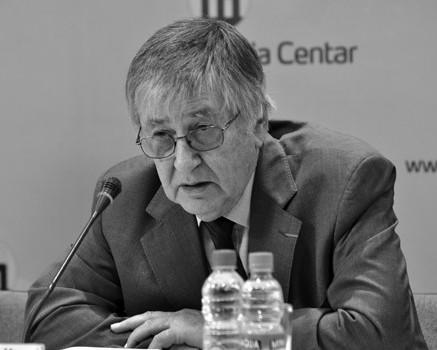 Preminuo prof. dr Vojin Dimitrijević