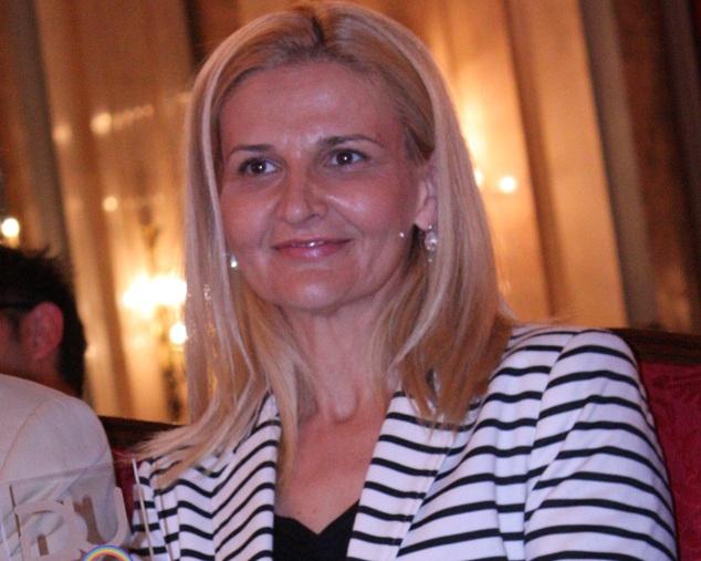 """Tanja Miščević dobitnica nagrade """"Duga"""" za 2013/14."""