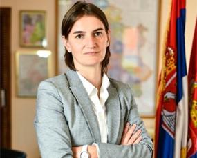 Ana Brnabić: Ne lobiram za LGBT interese