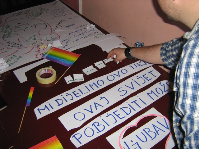 "Međunarodni trening kurs ""Sing Equality – Bring Equality"", Novi Sad"