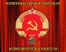 17. Komunistička partija - Josip Broz