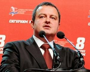 Dačić, prvi predsednički kandidat koji je odgovorio na upitnik GSA