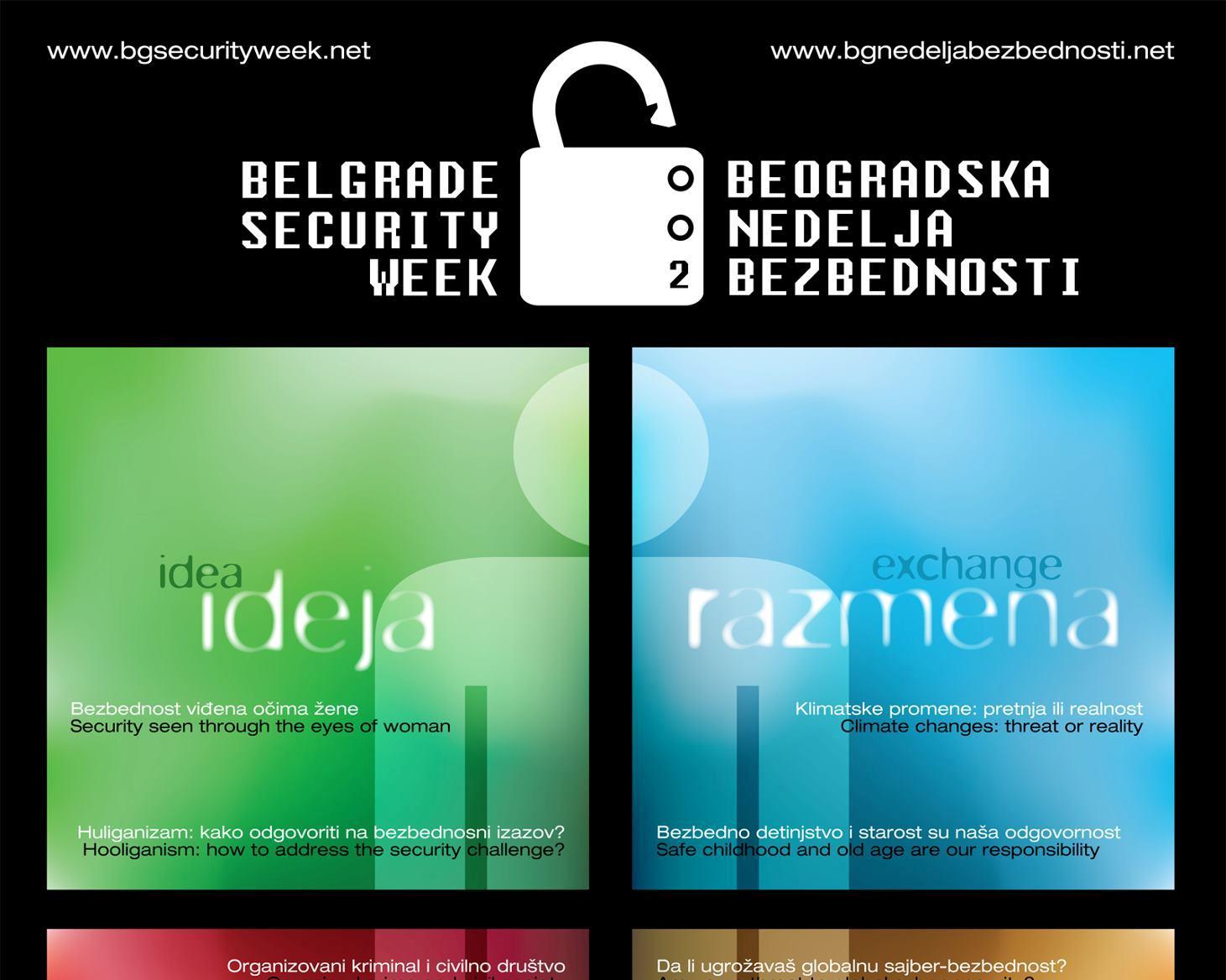 Beogradska nedelja bezbednosti 2011