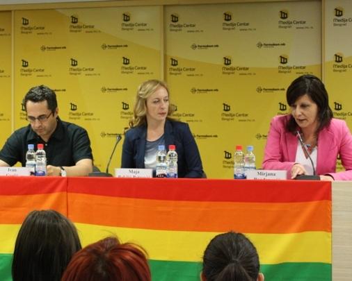 Paneli o LGBT pravima u Medija centru