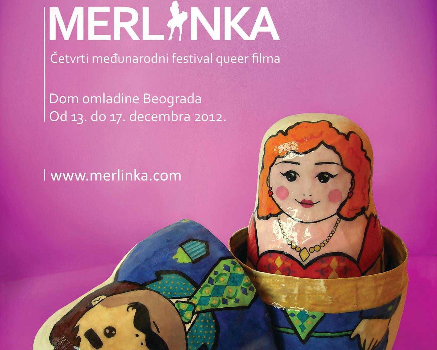 Četvrti Merlinka festival od 13. do 17. decembra