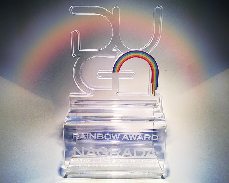 Nagrada Duga – Odeljenju za rad u zajednici Ministarstva unutrašnjih poslova