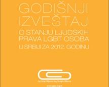 Godišnji Izveštaj o stanju ljudskih prava LGBT osoba u Srbiji za 2012. godinu