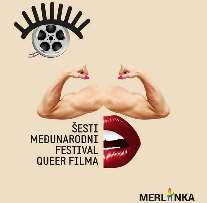 Šesti Merlinka festival od 9. do 16. decembra 2014.